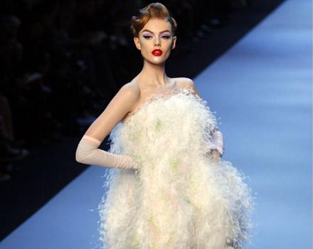 Christian Dior Haute Couture Primavera Estate 2011