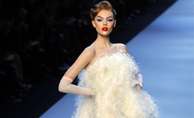 La donna anni '40 di Christian Dior