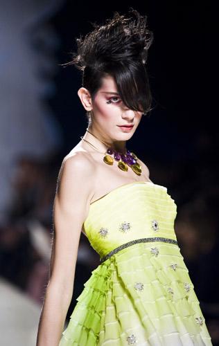 Gattinoni Haute Couture Primavera Estate 2011