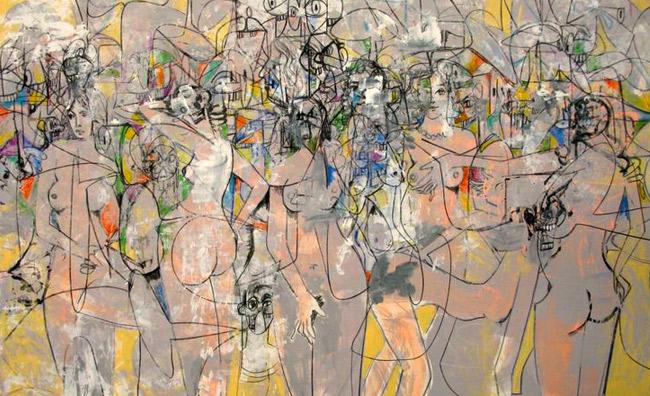 Gli stati mentali di un artista complesso