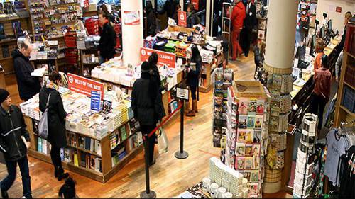 Librerie storiche da New York a Parigi