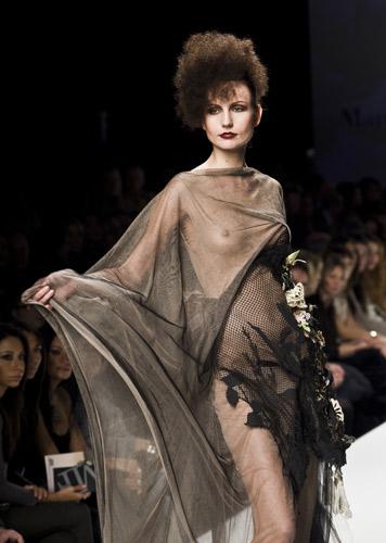 Marella Ferrera haute couture Primavera Estate 2011