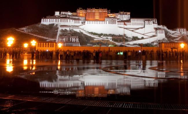 Resort di lusso a Lhasa