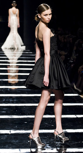 Tony Ward Couture Primavera Estate 2011