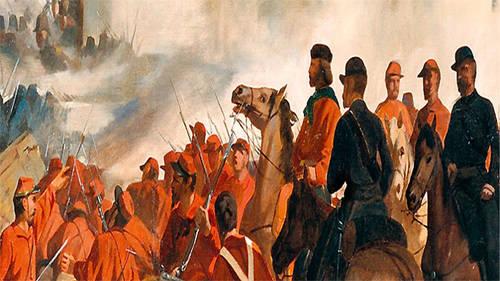 Dipinto di Garibaldi