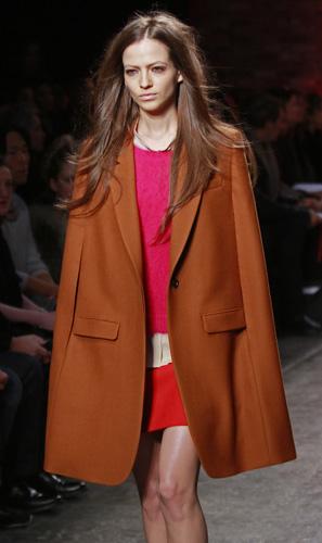 DKNY, collezione Autunno Inverno 2011 2012