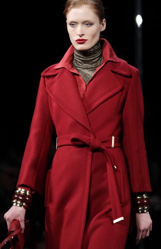 Diane Von Furstenberg, collezione Autunno Inverno 2011 2012