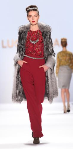 Luca Luca collezione Autunno Inverno 2011 2010