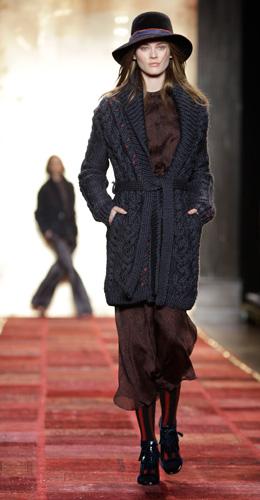Tommy Hilfiger, collezione Autunno Inverno 2011 2012