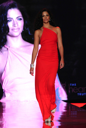 Heart Truth's Red Dress Collection 2011