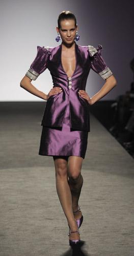 Renato Balestra collezione Primavera Estate 2011