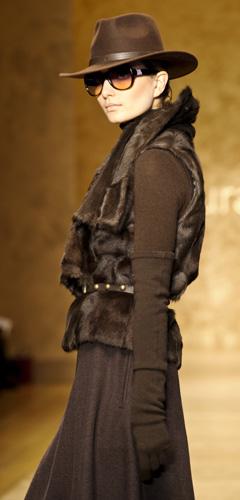 Laura Biagiotti Collezione Autunno Inverno 2011 2012