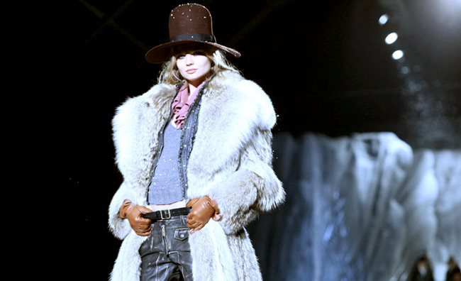 Dsquared2. Ritorno a Cool Cold Mountain