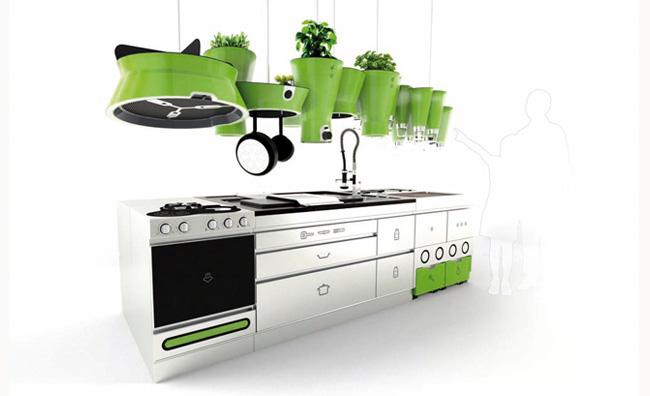 Vapore, gusto e design in cucina