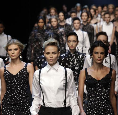 Dolce & Gabbana. L'uomo e la donna