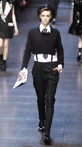 8wqnqtrpu Stile Amp; E It Dolce La L'uomo Donna Gabbana XOPiZuk