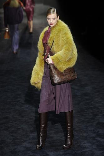 Gucci, autunno inverno 2010 2011