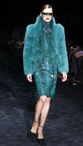 Gucci collezione Autunno Inverno 2011 2012