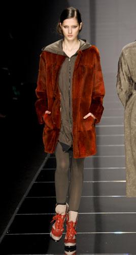 Haute collezione Autunno Inverno 2011 2012