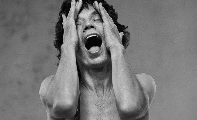 Arriva a Roma la mostra su Mick Jagger