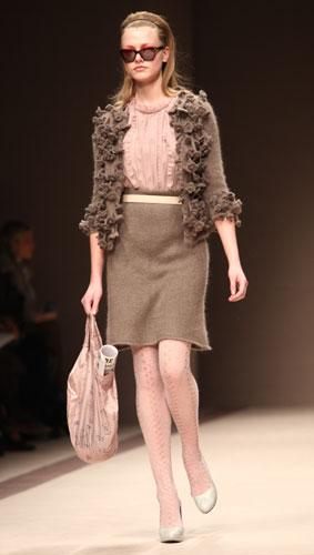 Kristina Ti collezione Autunno Inverno 2011 2012