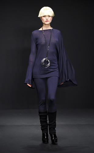 Krizia, collezione Autunno Inverno 2011 2012