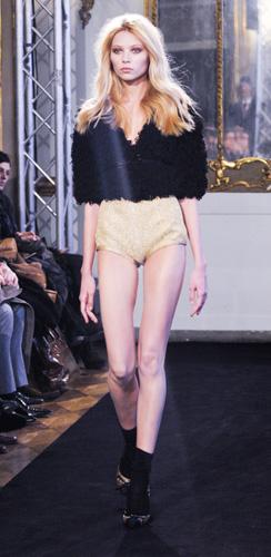 Les Copains, collezione Autunno Inverno 2011 2012