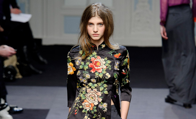 La donna androgina di Paul Smith