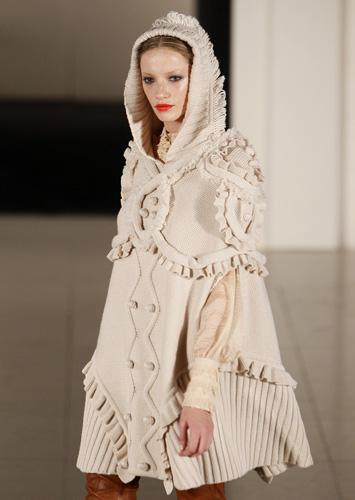 Temperley, collezione Autunno Inverno 2011 2012