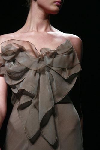 Donna Karan collezione Autunno Inverno 2011 2012