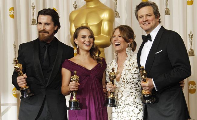 L'Oscar senza sorprese: i vincitori