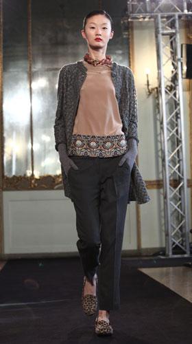 Massimo Rebecchi collezione Autunno Inverno 2011 2012