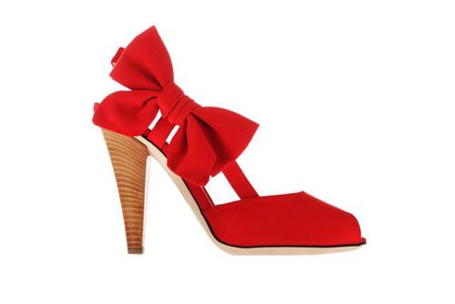 Scarpe per San Valentino 2011