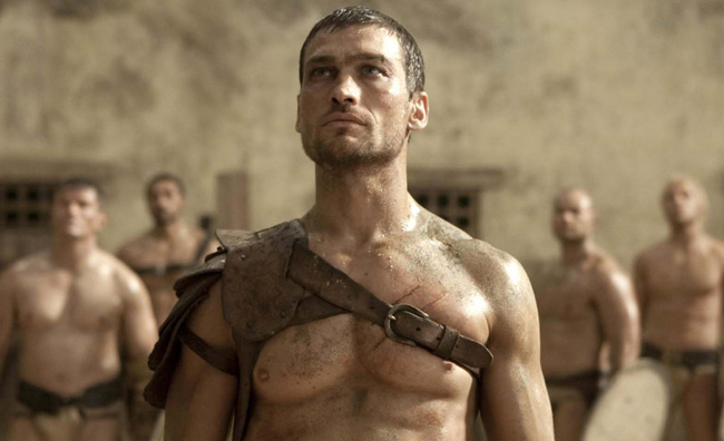Risultati immagini per Spartacus immagini