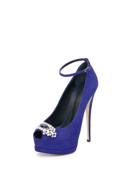 Le scarpe avventurose di Zanotti Design