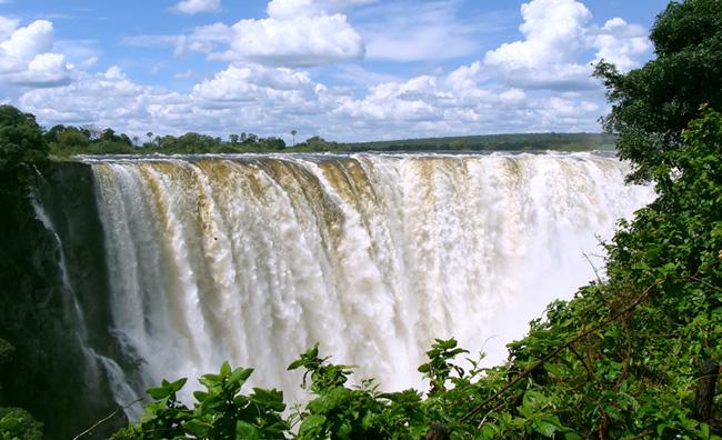 Le Victoria Falls in resort