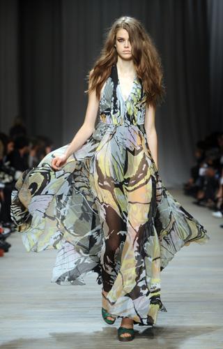 buy popular 7dd48 5fe11 Gli abiti lunghi in primavera - www.stile.it