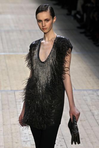 Barbara Bui, collezione autunno inverno 2011 2012