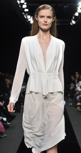 Camicia da donna. Primavera Estate 2011