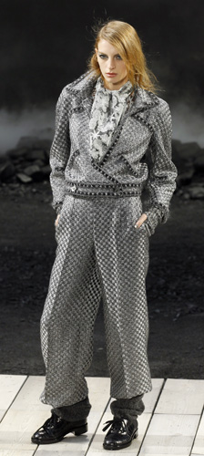 Chanel, collezione Autunno Inverno 2011 2012
