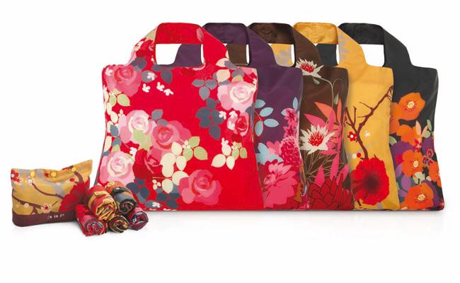 Shopping bag, oggetto di design eco e glamour