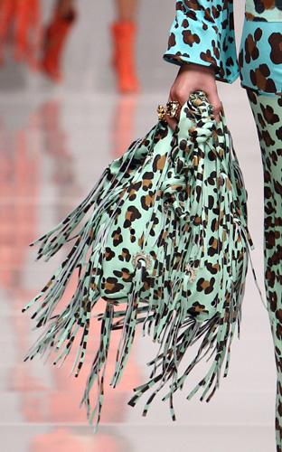 Tendenze Primavera Estate 2011: frange