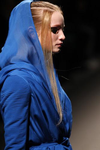 Gareth Pugh, collezione Autunno Inverno 2011 2012
