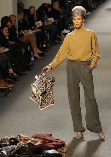 Jean-Paul Gaultier, collezione Autunno Inverno 2011 2012