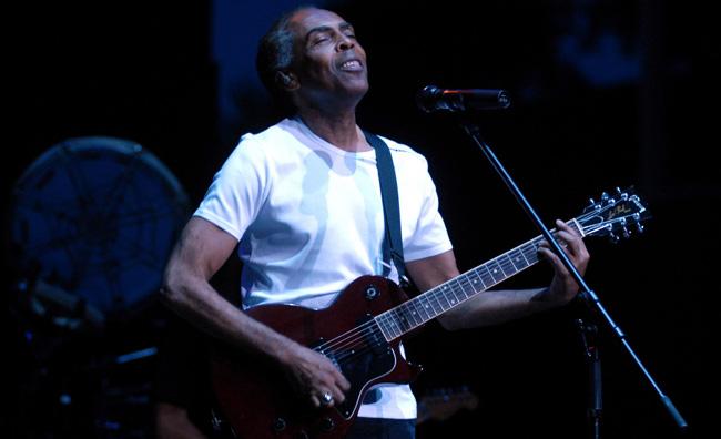 Due geni sul palco: Gilberto Gil e Woody Allen