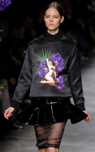 Givenchy, collezione Autunno Inverno 2011 2012