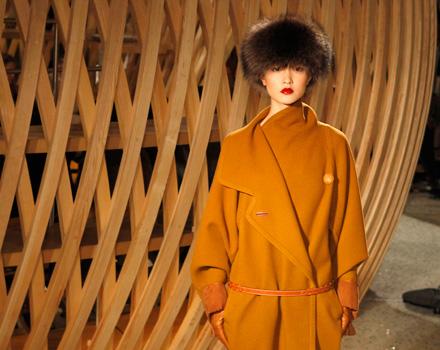 Hermés, collezione Autunno Inverno 2011 2012