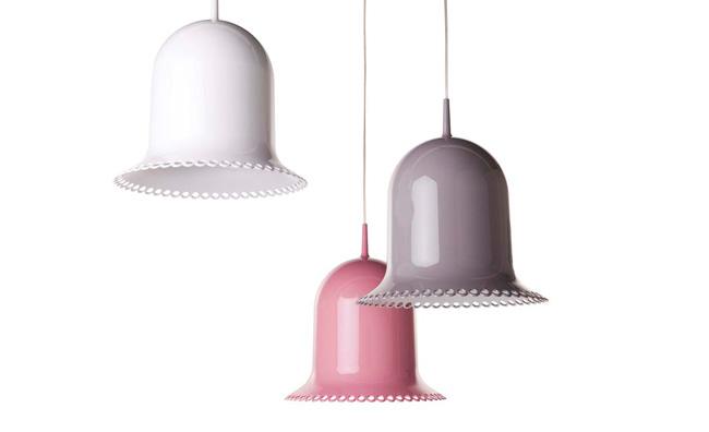 Il lighting design in rosa