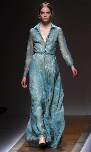 Valentino, collezione Autunno Inverno 2011 2012