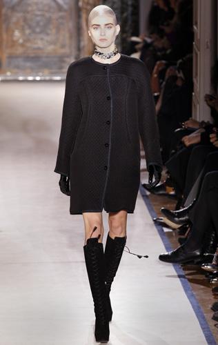 Yves Saint Laurent, collezione Autunno Inverno 2011 2012
